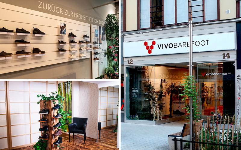Vivobarefoot Keenbrothers Shop Neubaugasse 1070 Wien