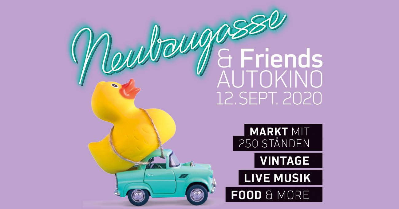 Neubaugasse & Friends im Autokino Groß Enzersdorf
